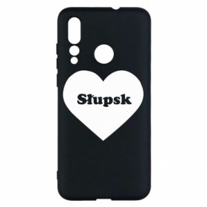 Huawei Nova 4 Case Slupsk in heart