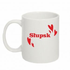 Mug 330ml I love Slupsk!