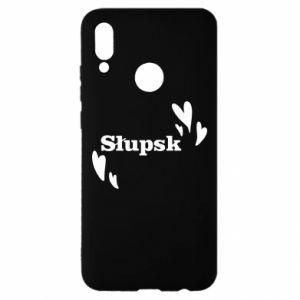 Huawei P Smart 2019 Case I love Slupsk!