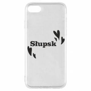 iPhone SE 2020 Case I love Slupsk!