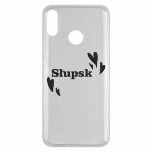 Huawei Y9 2019 Case I love Slupsk!