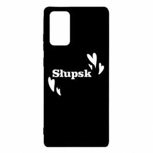 Samsung Note 20 Case I love Slupsk!