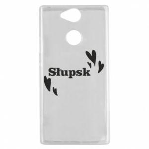 Sony Xperia XA2 Case I love Slupsk!