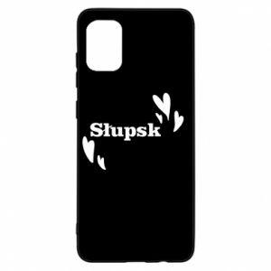 Samsung A31 Case I love Slupsk!