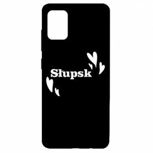 Samsung A51 Case I love Slupsk!