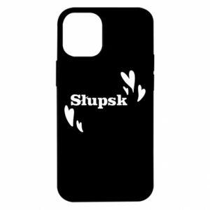 iPhone 12 Mini Case I love Slupsk!