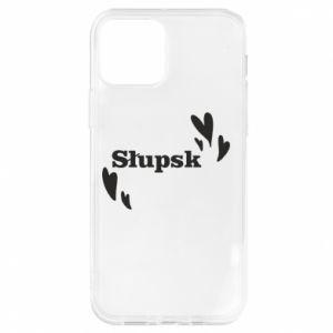 iPhone 12/12 Pro Case I love Slupsk!