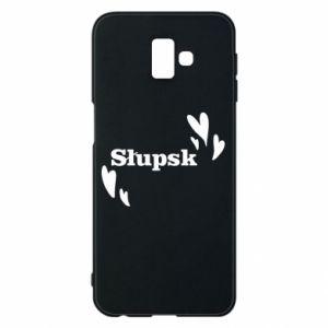 Samsung J6 Plus 2018 Case I love Slupsk!