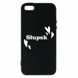 iPhone 5/5S/SE Case I love Slupsk!
