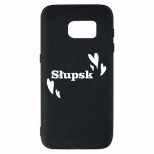 Samsung S7 Case I love Slupsk!