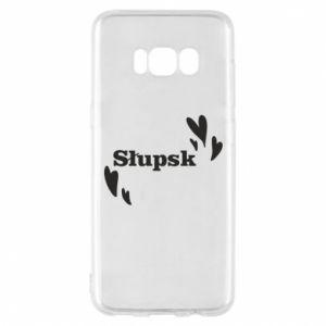 Samsung S8 Case I love Slupsk!