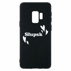 Samsung S9 Case I love Slupsk!