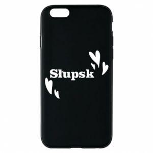 Phone case for iPhone 6/6S I love Slupsk!