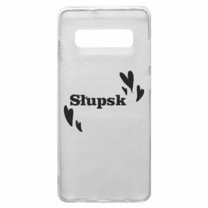 Samsung S10+ Case I love Slupsk!