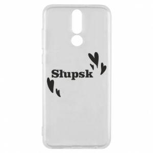 Phone case for Huawei Mate 10 Lite I love Slupsk!