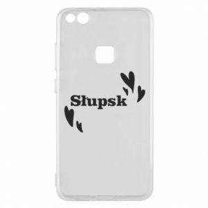 Huawei P10 Lite Case I love Slupsk!