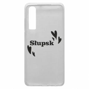Huawei P30 Case I love Slupsk!