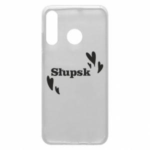 Huawei P30 Lite Case I love Slupsk!