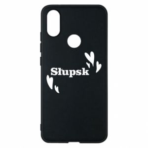 Phone case for Xiaomi Mi A2 I love Slupsk!