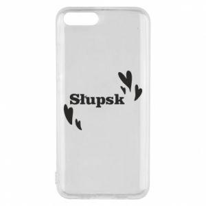 Phone case for Xiaomi Mi6 I love Slupsk!