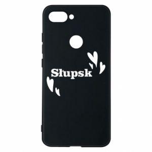 Phone case for Xiaomi Mi8 Lite I love Slupsk!