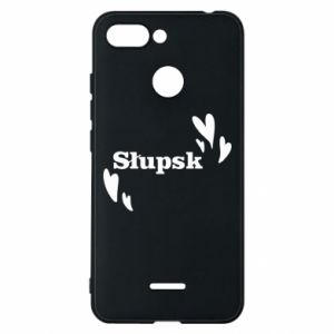 Phone case for Xiaomi Redmi 6 I love Slupsk!