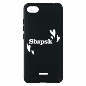 Xiaomi Redmi 6A Case I love Slupsk!