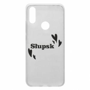 Phone case for Xiaomi Redmi 7 I love Slupsk!