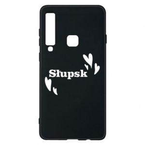 Phone case for Samsung A9 2018 I love Slupsk!