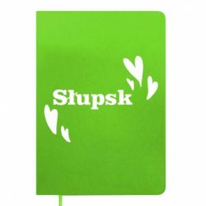 Notepad I love Slupsk!