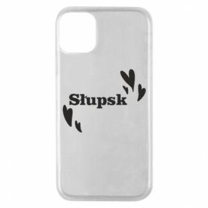 iPhone 11 Pro Case I love Slupsk!