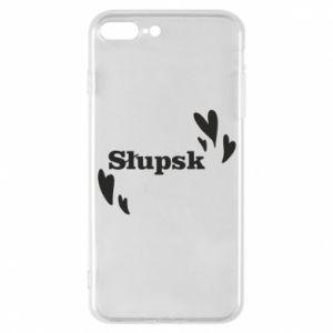 Phone case for iPhone 7 Plus I love Slupsk!