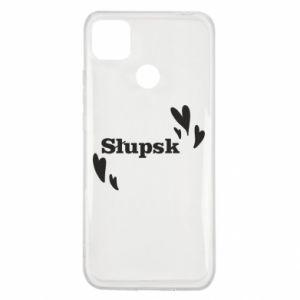 Xiaomi Redmi 9c Case I love Slupsk!