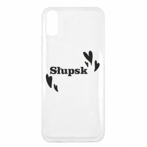 Xiaomi Redmi 9a Case I love Slupsk!