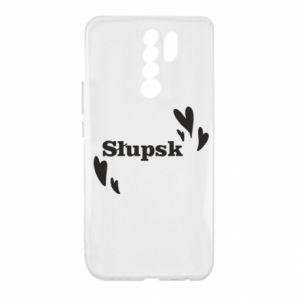 Xiaomi Redmi 9 Case I love Slupsk!