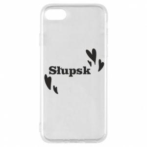 iPhone 8 Case I love Slupsk!