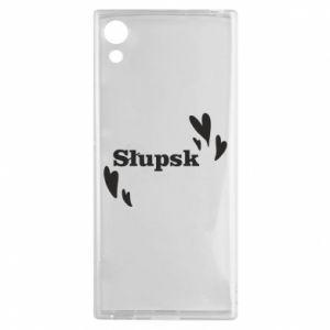 Sony Xperia XA1 Case I love Slupsk!