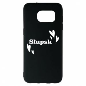 Samsung S7 EDGE Case I love Slupsk!