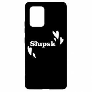 Samsung S10 Lite Case I love Slupsk!