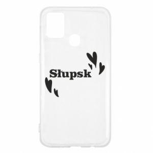 Samsung M31 Case I love Slupsk!