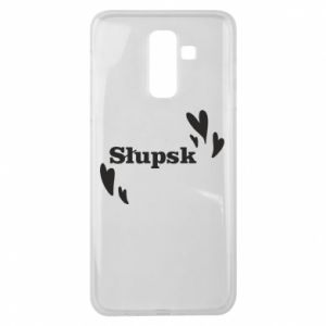 Samsung J8 2018 Case I love Slupsk!