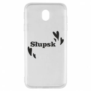 Samsung J7 2017 Case I love Slupsk!