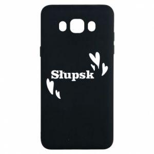 Samsung J7 2016 Case I love Slupsk!
