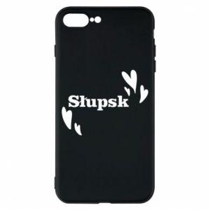 Phone case for iPhone 8 Plus I love Slupsk!