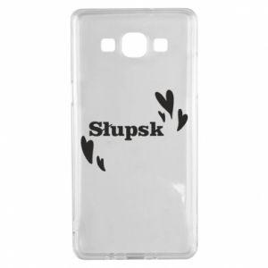 Samsung A5 2015 Case I love Slupsk!