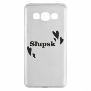 Samsung A3 2015 Case I love Slupsk!