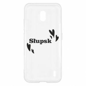 Nokia 2.2 Case I love Slupsk!