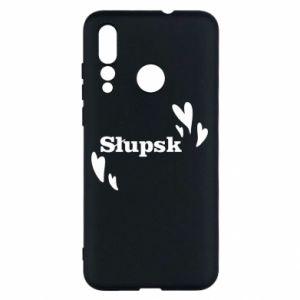 Huawei Nova 4 Case I love Slupsk!