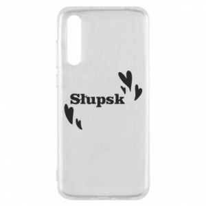 Huawei P20 Pro Case I love Slupsk!