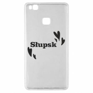 Huawei P9 Lite Case I love Slupsk!